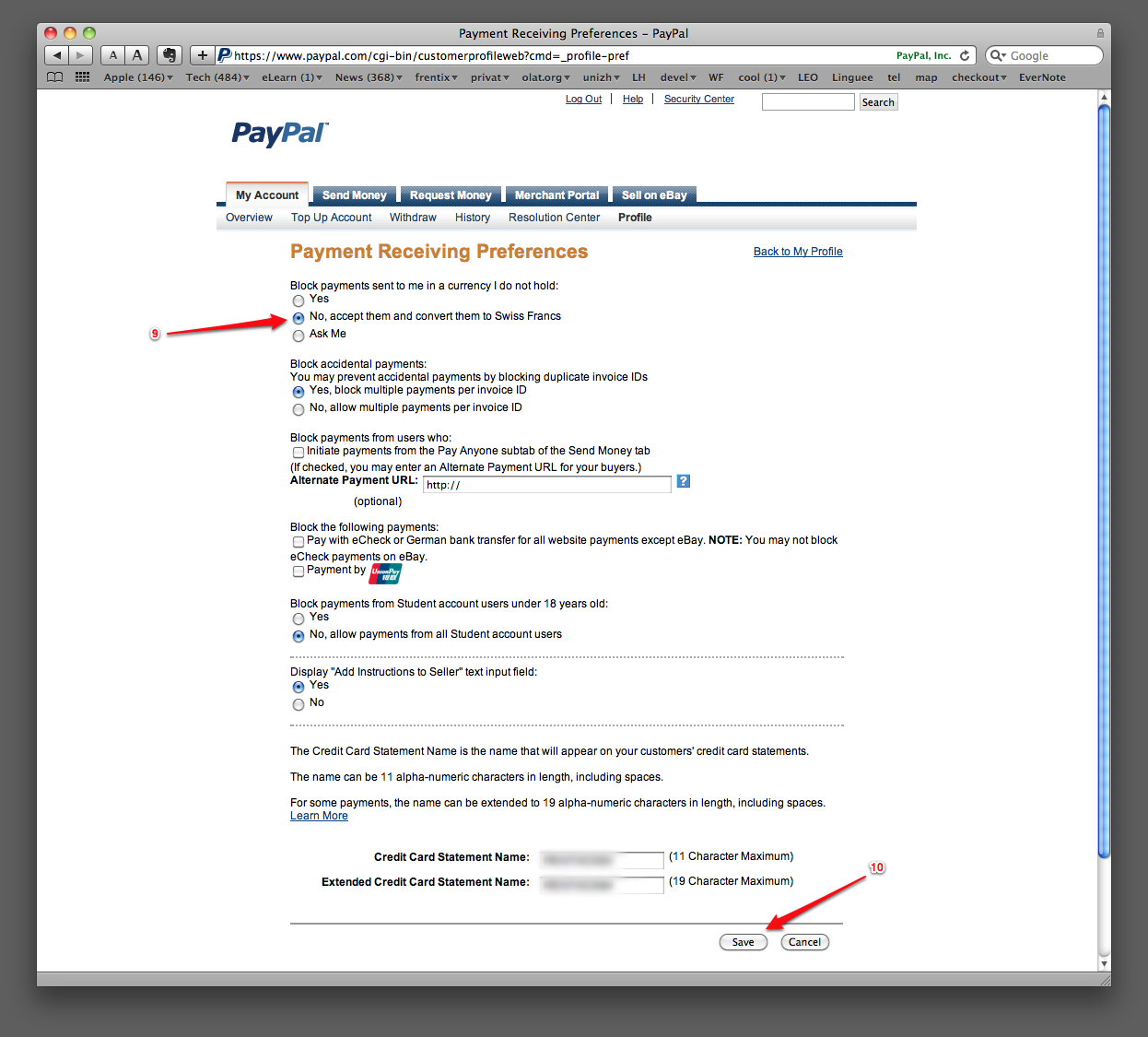 PayPal Configuration - OpenOLAT 11 5 User Manual - OpenOLAT